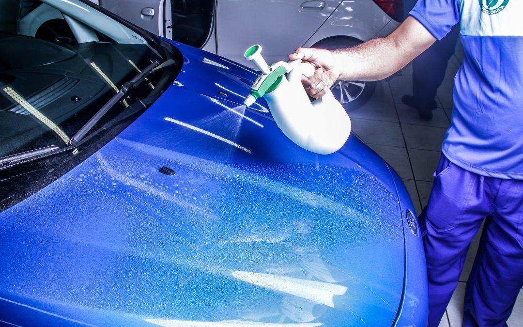 Você conhece o serviço de lavagem ecológica automotiva?
